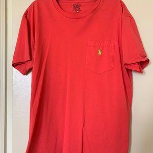 Polo Ralph Lauren Classic Fit Cotton Pocket Tee